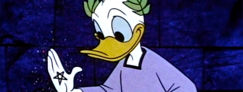 Donald Duck in Mathmagicland