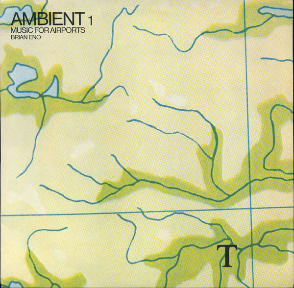 Meditation Music - Ambient1: Music for Airports by Brian Eno