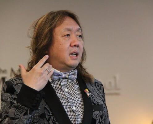 Ipsissimus Hideto Nakagome