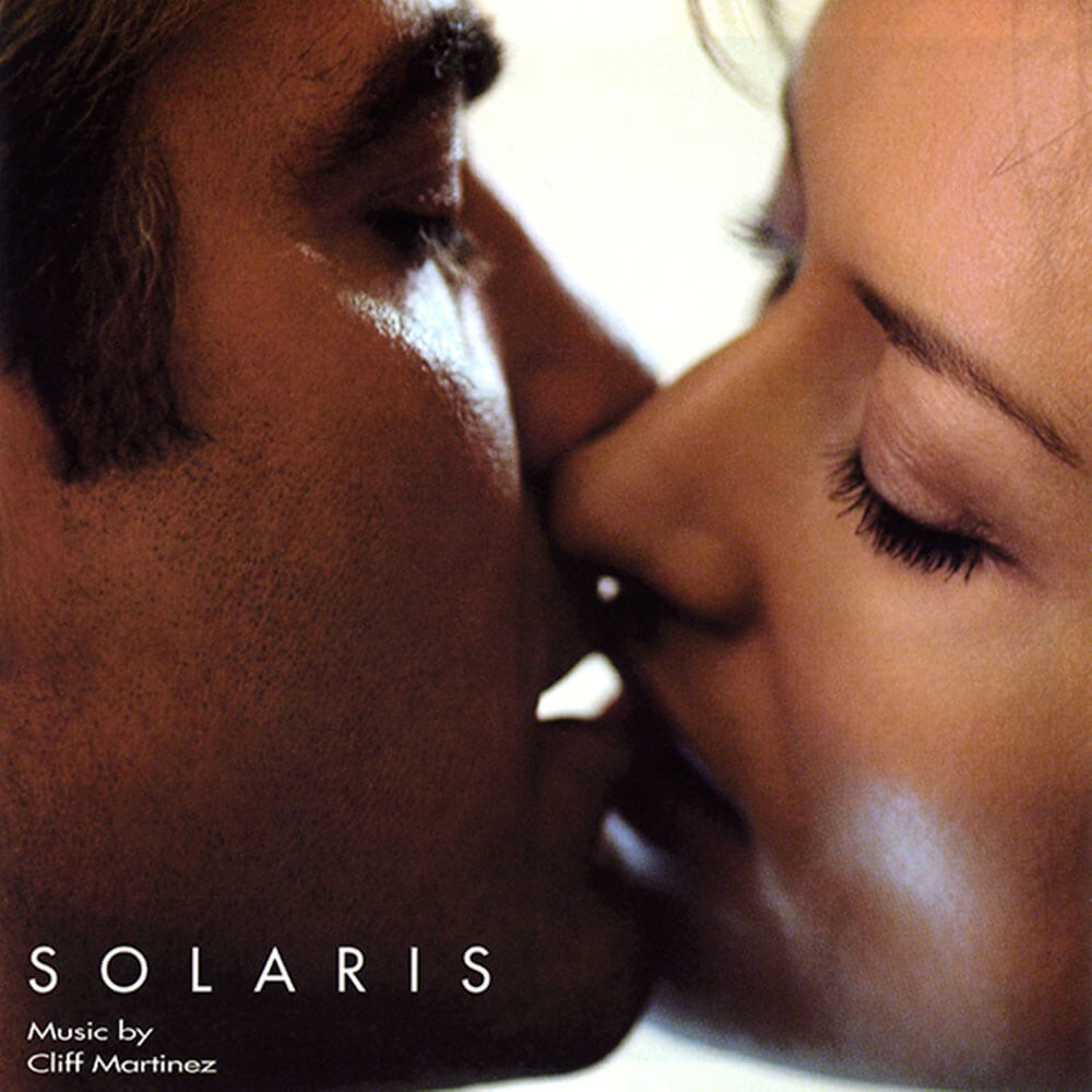 Meditation Music - Solaris Motion Picture Soundtrack by Cliff Martinez